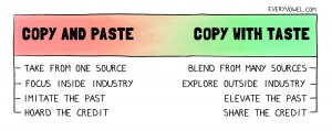 EveryVowel.com / Copy With Taste
